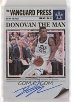 Donovan Mitchell #91/99