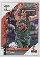 Dragan Milosavlevic /100