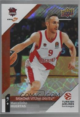 2017-18 Upper Deck Euroleague - [Base] - Rainbow #71 - Marcelinho Huertas