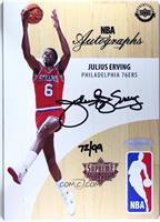 Tier 1 - Julius Erving #/99