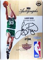 Tier 1 - Larry Bird #/99
