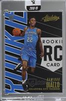 Rookies - Hamidou Diallo [Uncirculated]