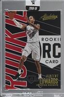 Rookies - Vincent Edwards [Uncirculated]