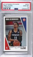 2018-19 Rookies - Trae Young [PSA10GEMMT]