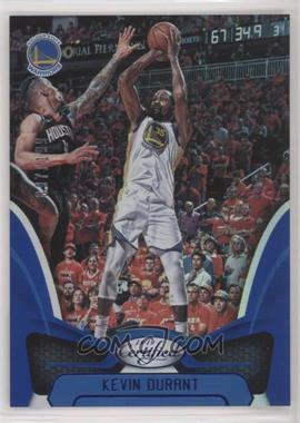 2018-19 Panini Certified - [Base] - Mirror Blue #142 - Kevin Durant /199