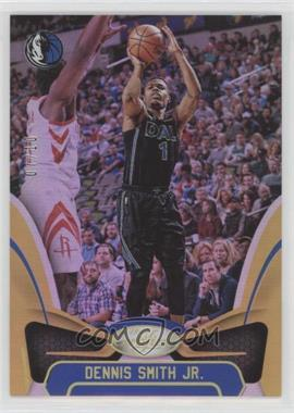 2018-19 Panini Certified - [Base] - Mirror Gold #79 - Dennis Smith Jr. /10