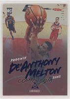 Luminance - De'Anthony Melton #/99