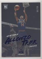 Luminance - Allonzo Trier #/99