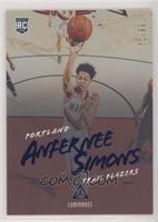 Luminance - Anfernee Simons #/99