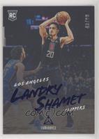 Luminance - Landry Shamet #/99