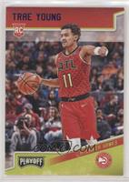 Playoff - Trae Young #/99