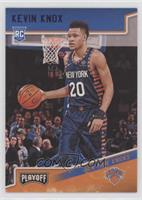 Playoff - Kevin Knox #/99