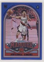 Marquee - Anfernee Simons /99