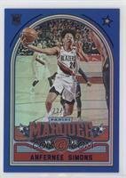 Marquee - Anfernee Simons #/99