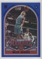 Marquee - Miles Bridges #/99