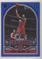 Marquee - Troy Brown Jr. /99