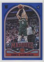 Marquee - Donte DiVincenzo #/99