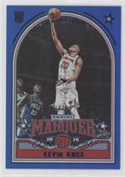 Marquee - Kevin Knox #/99