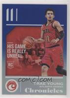 Rookies - Trae Young [Noted] #/99