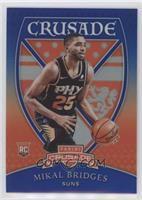 Crusade - Mikal Bridges #/99