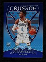 Crusade - Hamidou Diallo #/99