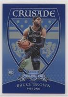 Crusade - Bruce Brown /99