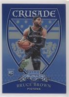 Crusade - Bruce Brown #/99