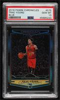 Obsidian Preview - Trae Young [PSA10GEMMT] #/99
