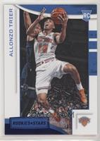 Rookies and Stars - Allonzo Trier #/99