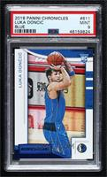 Rookies and Stars - Luka Doncic [PSA 9 MINT] #/99