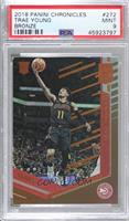 Elite - Trae Young [PSA 9 MINT]