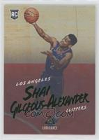 Luminance - Shai Gilgeous-Alexander