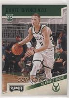 Playoff - Donte DiVincenzo
