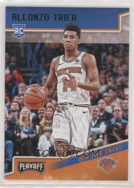 2018-19 Panini Chronicles - [Base] - Green #199 - Playoff - Allonzo Trier
