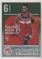 Rookies - Troy Brown Jr. #/25