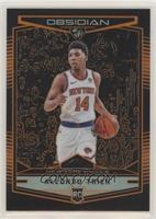 Obsidian Preview - Allonzo Trier #/149