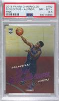 Luminance - Shai Gilgeous-Alexander [PSA 8.5 NM‑MT+]