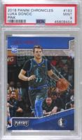 Playoff - Luka Doncic [PSA 9 MINT]