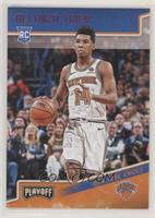 Playoff - Allonzo Trier