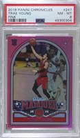Marquee - Trae Young [PSA8NM‑MT]