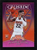 Crusade - Deandre Ayton #/75