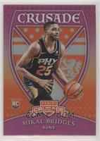 Crusade - Mikal Bridges #/75