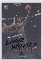 Luminance - Lonnie Walker IV #/49