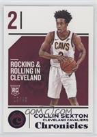 Collin Sexton #/49