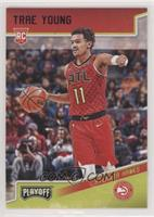 Playoff - Trae Young #/49
