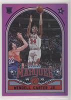 Marquee - Wendell Carter Jr. #/49