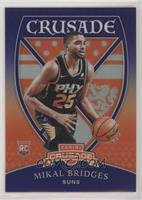Crusade - Mikal Bridges /49