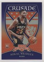 Crusade - Mikal Bridges #/49