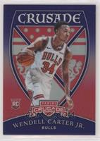 Crusade - Wendell Carter Jr. #/49
