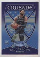 Crusade - Bruce Brown /49